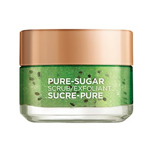 L'Oreal Paris Pure-Sugar Purify & Unclog Kiwi Scrub