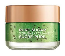 L'Oreal Paris Pure-Sugar Purify & Unclog Kiwi Scrub