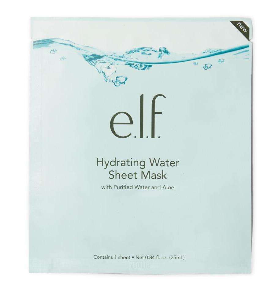 e.l.f. Hydrating Water Sheet Mask