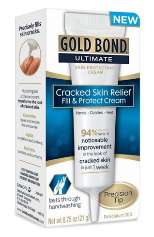 Gold Bond Cracked Skin Relief Hand And Body Lotion
