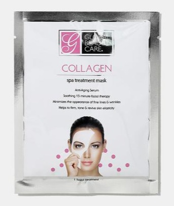 Global Beauty Care Collagen Spa Treatment Masks