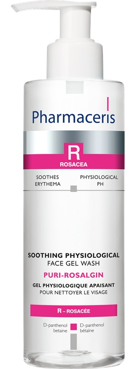 Pharmaceris R Soothing Physiological Face Gel Wash