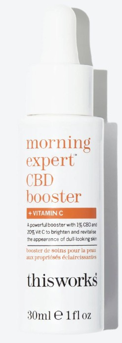 Thisworks Morning Expert Cbd Booster + Vitamin C
