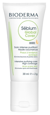 Bioderma Sébium Global Cover Fluid