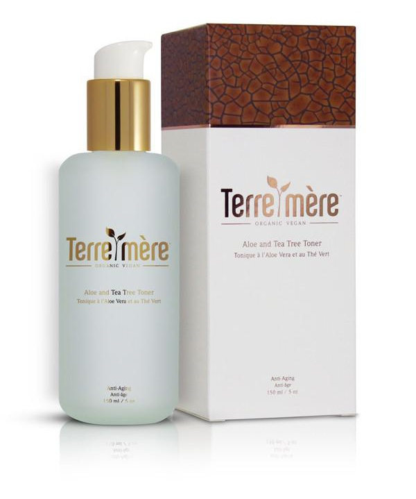 Terre mere Aloe and Tea Tree Toner