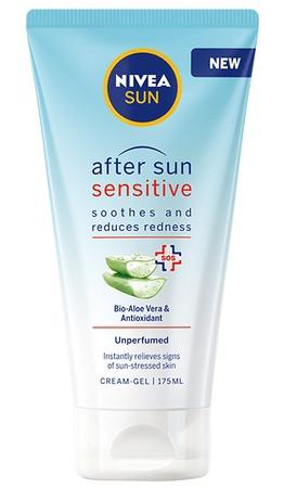 Nivea After Sun Sensitive Gel Cream Sos