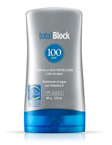 Yanbal Total Block 100 Spf