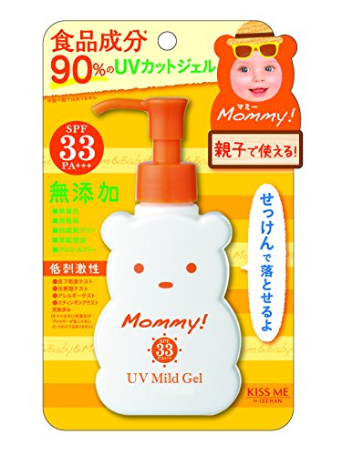 ISEHAN Kiss Me Mommy! UV Mild Gel SPF33 PA+++