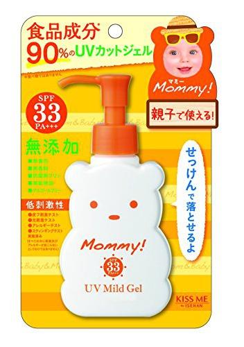 ISEHAN Kiss Me Mommy! UV Mild Gel SPF33 PA+++