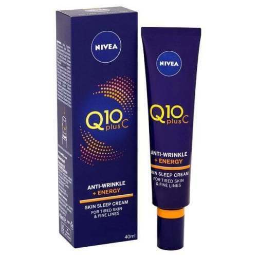 Nivea Q10 Plus C Anti Wrinkle Night Serum Q10 Plus C