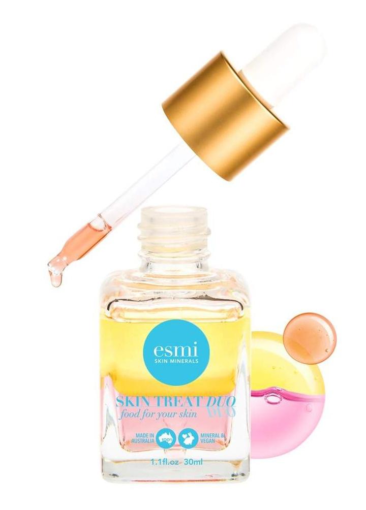 esmi skin minerals Sunrise Skin Energising Acai Duo