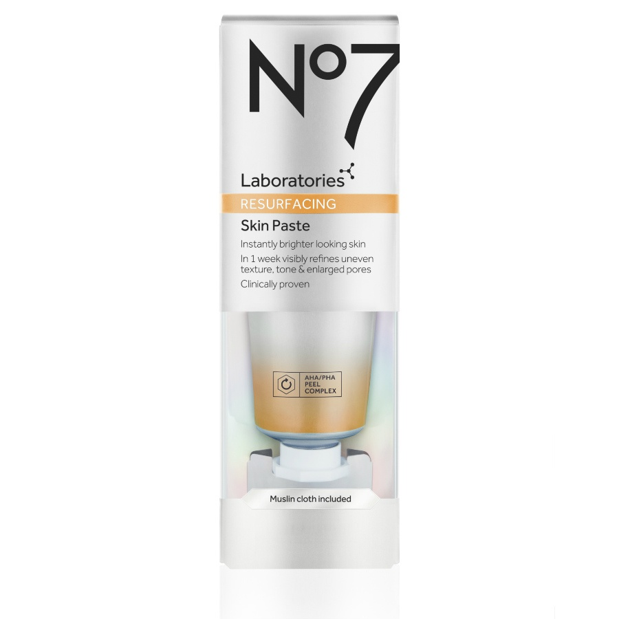 Boots Laboratories No7 Resurfacing Skin Paste Mask