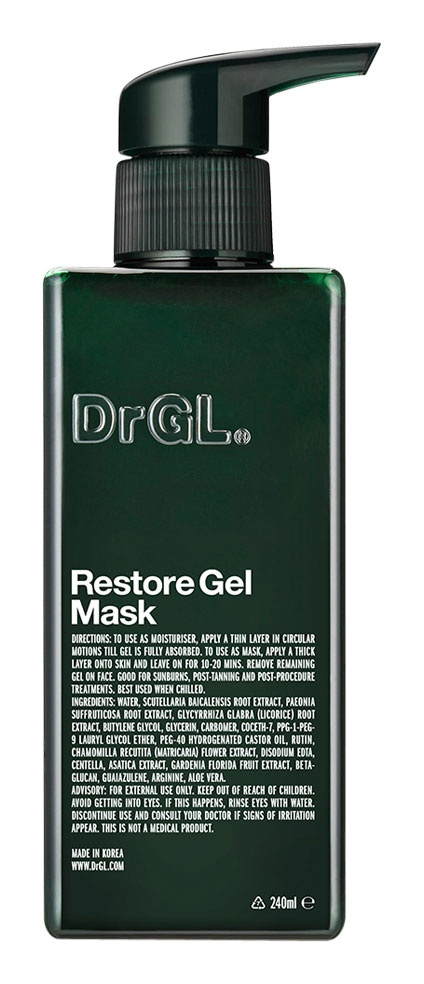 DrGL Restore Gel Mask