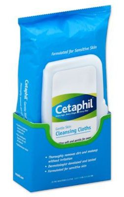 Cetaphil Gentle Cleansing Cloths
