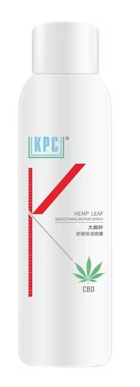 KPC Hemp Leaf Soothing Repair Spray
