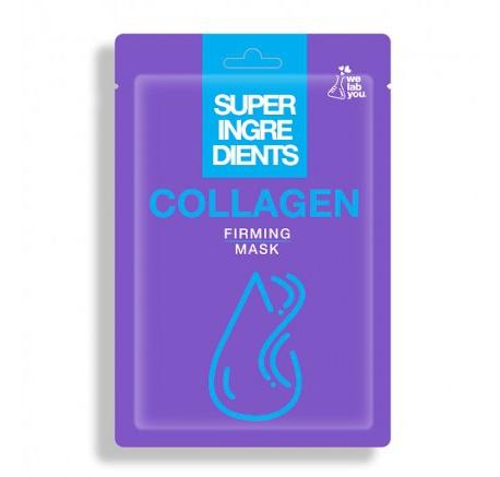 We lab you Super Ingredients Collagen Firming Mask
