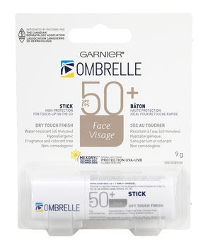 Garnier Ombrelle Sunscreen Face Stick Spf 50+