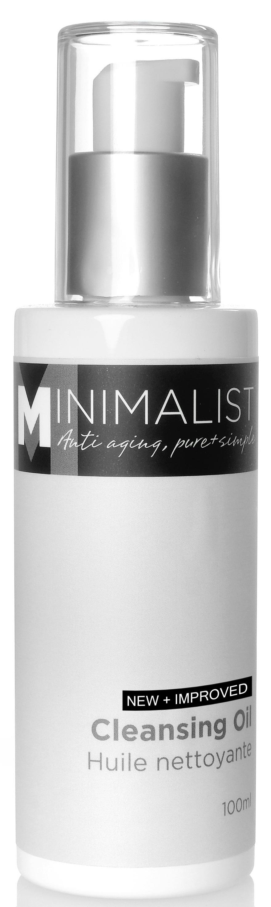 minimalist Cleansing Oil