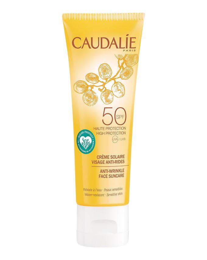 Caudalie Anti-Wrinkle Face Suncare Spf50