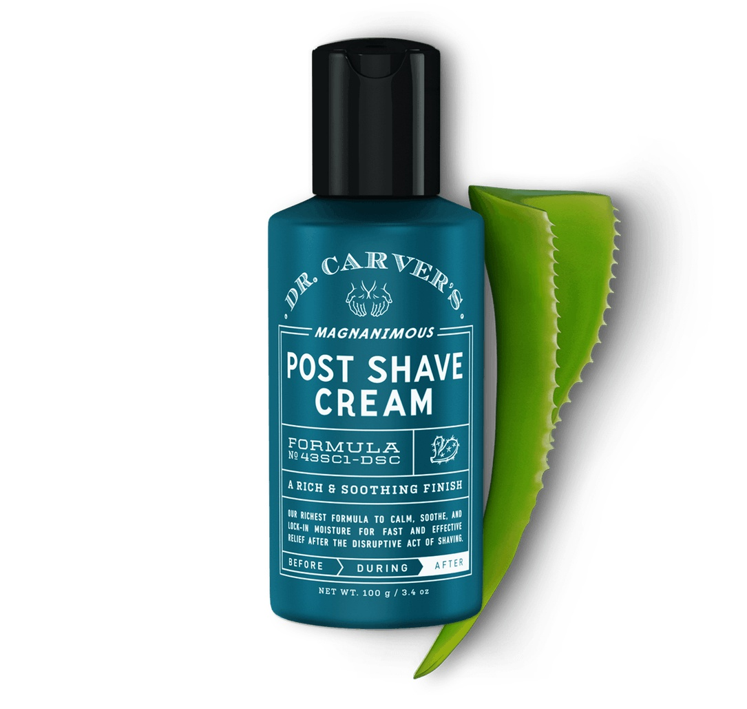 Dollar Shave Club Dr. Carver'S Magnanimous Post Shave Cream