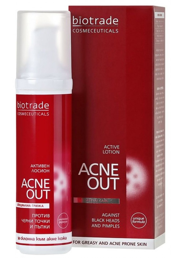 Biotrade Acne Out Active Lotion