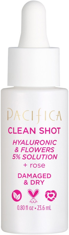 Pacifica Clean Shot - Hyaluronic & Flowers 5% Solution