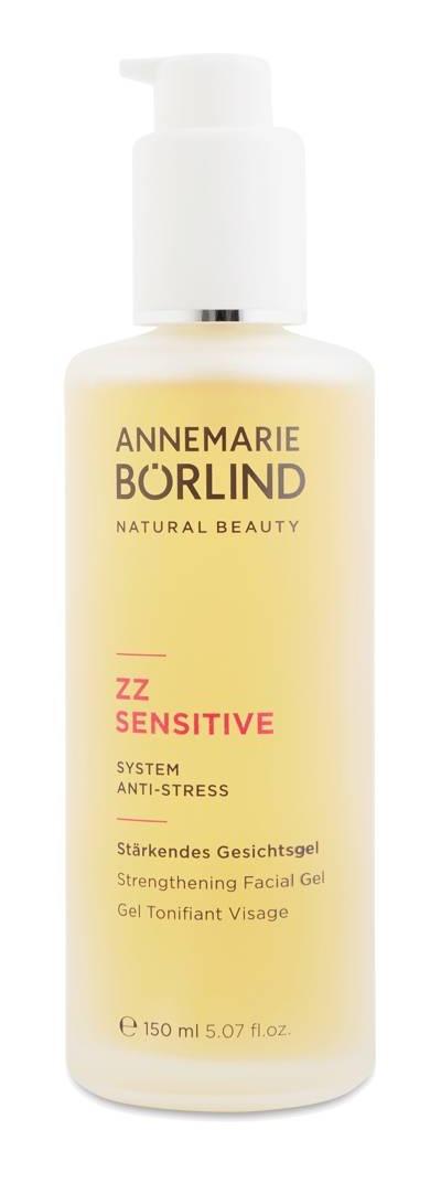 Annamarie Borlind Zz Sensitive Strenghtening Facial Gel
