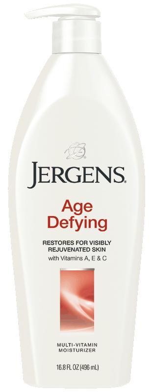 JERGENS Age Defying Multi-Vitamin Moisturiser