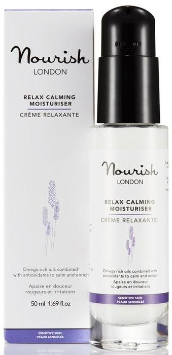 Nourish London Relax Calming Moisturiser