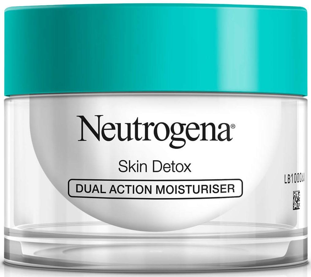 Neutrogena Skin Detox Dual Action Moisturizer