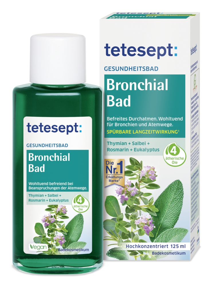 Tetesept Bronchial Bath
