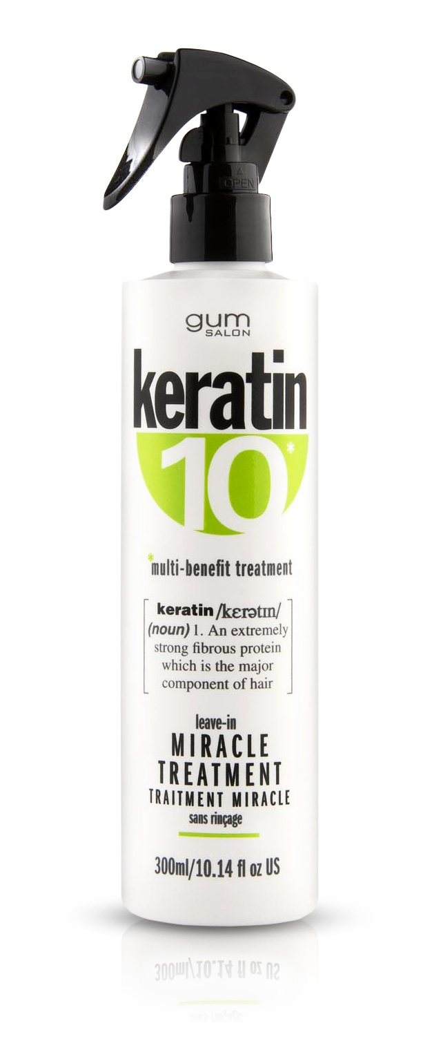 Gum Salon Keratin 10 Multi-Benefit Treatment