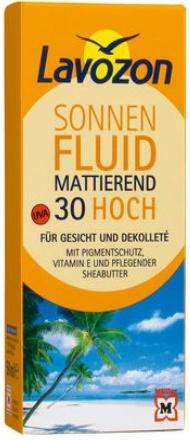 Lavozon Sonnenfluid Mattierend