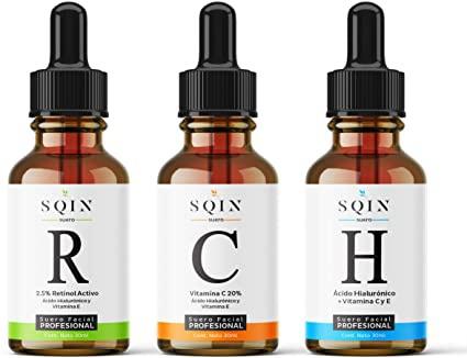 SQIN Serum Retinol 2.5%