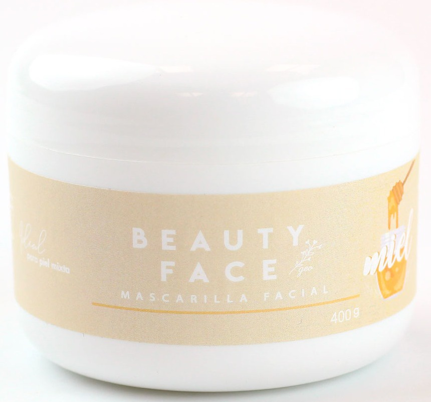 Beauty Face Mascarilla Facial Miel