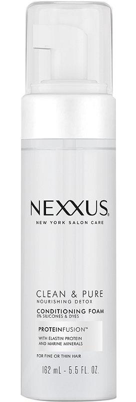 Nexxus Clean&Pure Conditioning Foam For Hair Detox