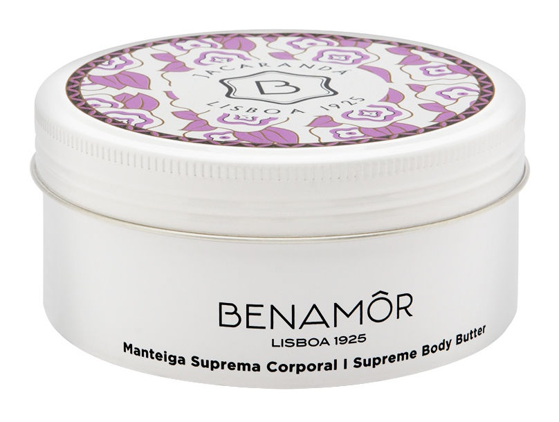 Benamor Jacarandá Supreme Body Butter