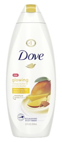 Dove Glowing Body Wash