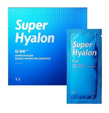 VT Super Hyalon Bubble Sparkling Booster