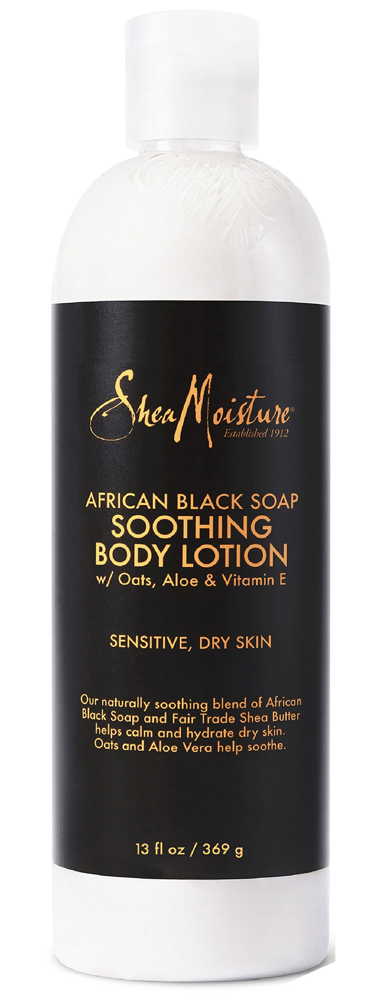 Shea Moisture African Black Soap Soothing Body Lotion