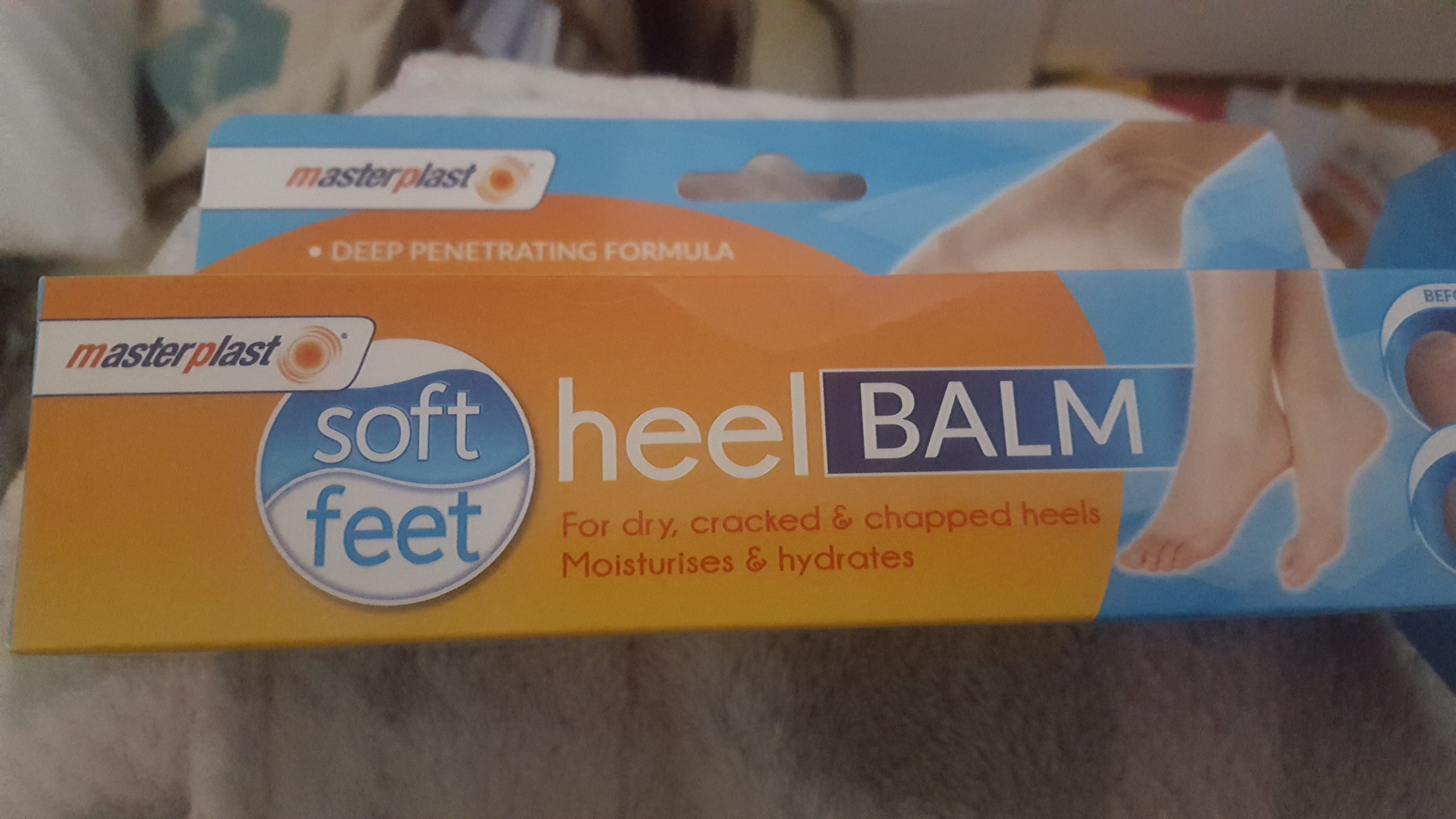 Masterplast Soft Feet Heel Balm