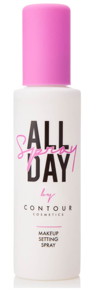 Contour Cosmetics All Day Spray Makeup Setting Spray