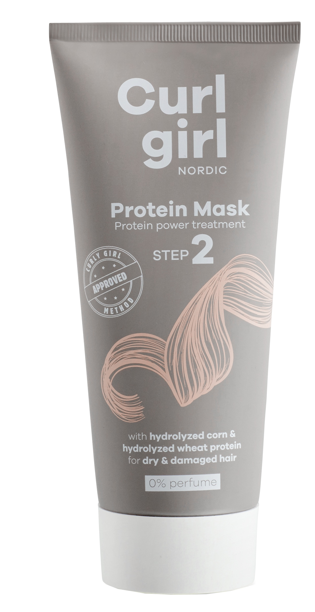 Curl girl nordic Protein Mask