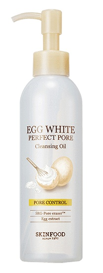 Skinfood Egg White Perfect Pore Cleansing Oil