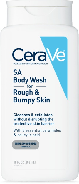 CeraVe SA Body Wash
