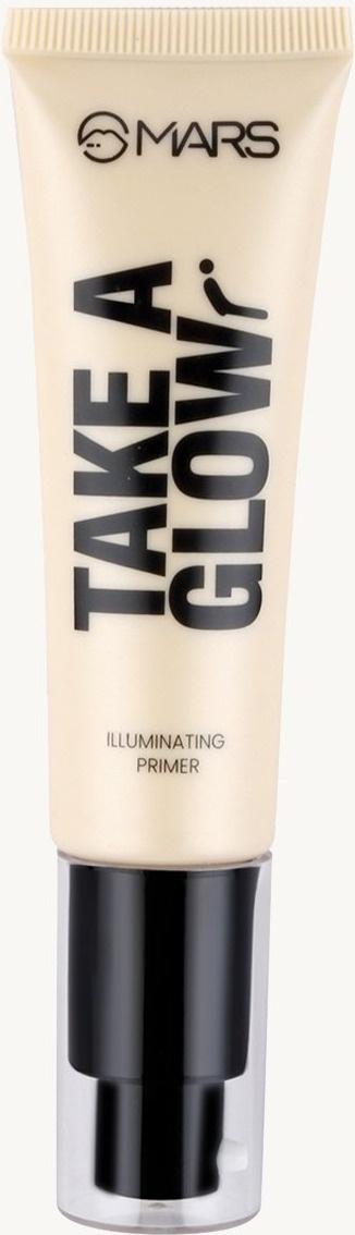 MARS Cosmetics Take A Glow Illuminating Primer