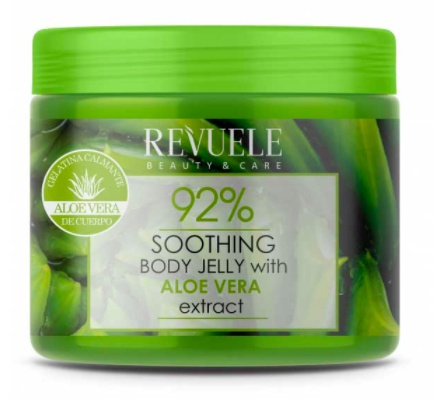 Revuele Soothing Body Jelly With Aloe Vera Extract