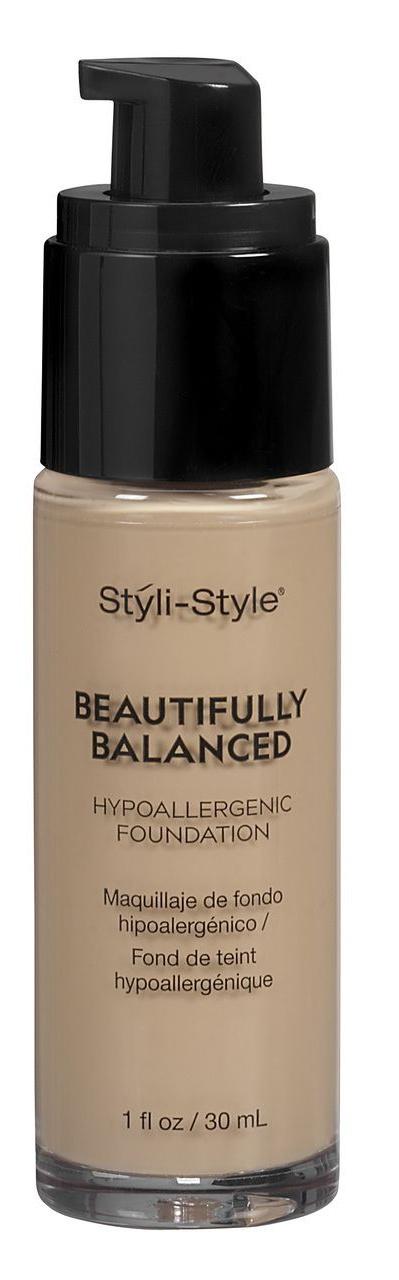 Styli-Style Beautifully Balanced Hypoallergenic Foundation