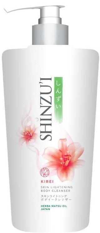 Shinzu'i Skin Lightening Body Cleanser Kirei
