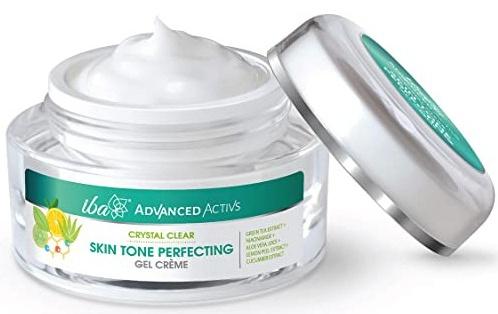 Iba halal Iba Advanced Activs Crystal Clear Skin Tone Perfecting Gel Creme